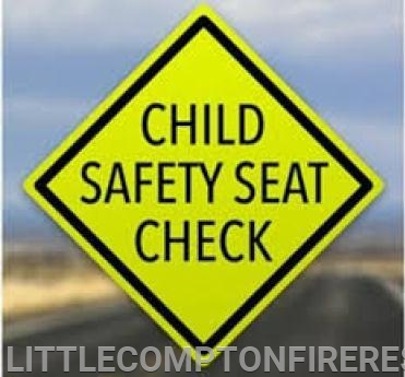 Car Seat Safety Check Monday