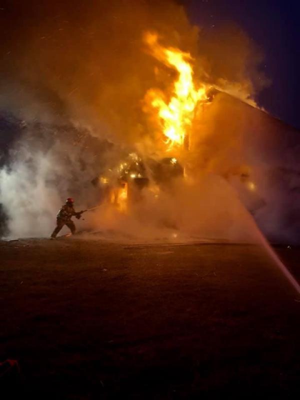 Photo: Lt J Costa DFD District 2
